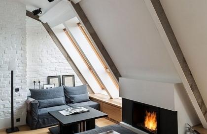 Belsőépítészeti- és berendezési tippek a tetőtérben