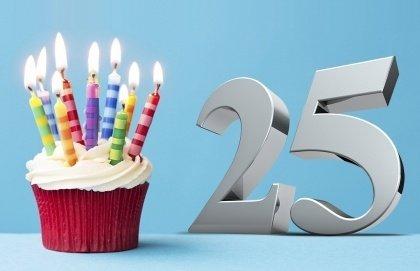 Már 25 Éve Önökért!