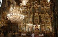 Ortodox templom ikonosztáza