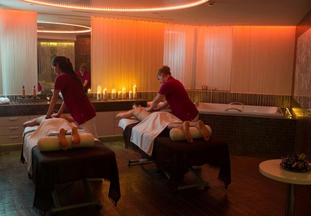 Massage-Ritualen für Zwei - Hanami Beauty & Spa