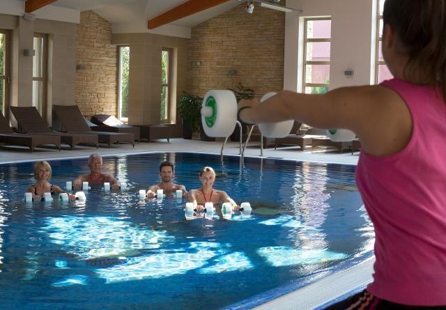 Vízi aerobic