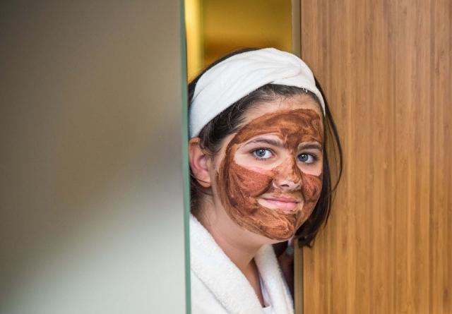 Bobo wellness gyerekeknek - Csokis arcpakolás