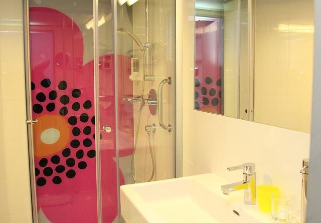 Dvojposteľová izba - Kúpeľňa