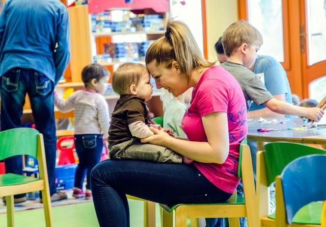 Gyerekfelügyelet - Bobóország játékbirodalma