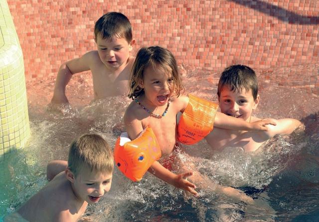 Kinderbecken - Familien-Erlebnisbad