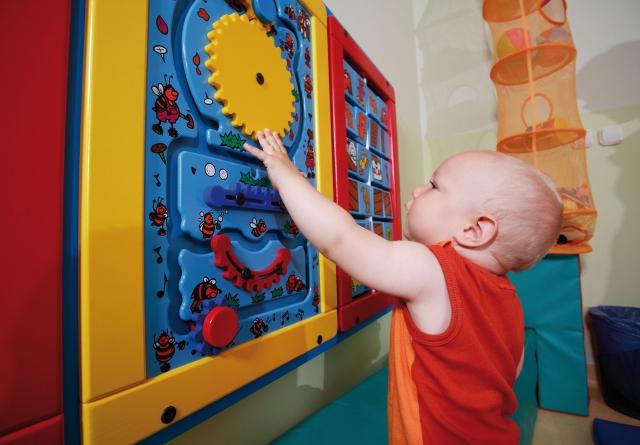 Bobóország - Külön játszóház babáknak