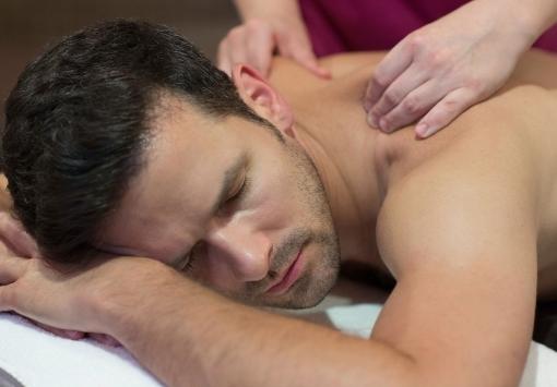 Nacken-Schulter-Manualtherapie