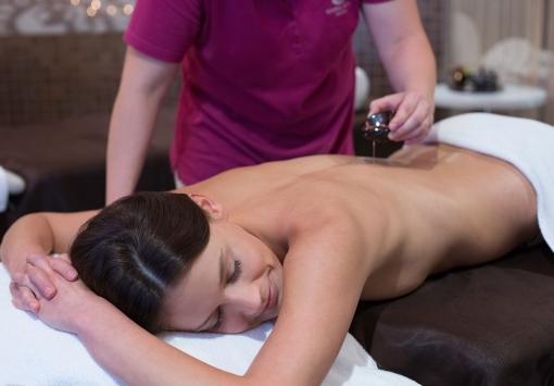 Hedonistický masážny balíček