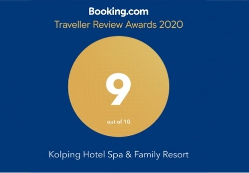 Traveller Review Awards Preis für Kolping Hotel
