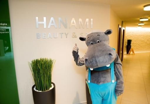 Bobó és a Hanami találkozása!