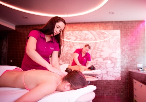 Mother-Daughter / Father-Son / Siblings - couple massage