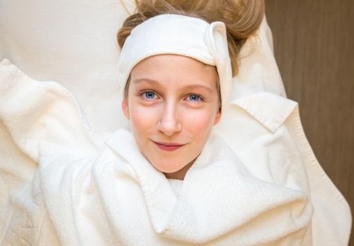 Panarom immun strengthening child massage