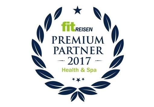 """Premium Quality díjazott hotel lettünk """"Health & Spa"""" kategóriában"""