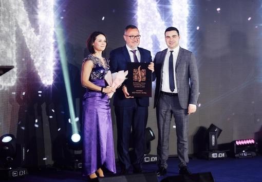 Nemzetközi elismerés a Kolping Hotelnek