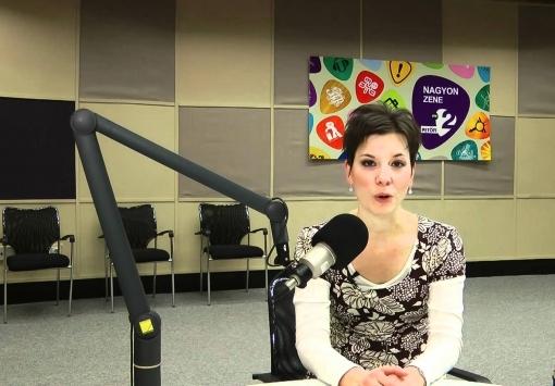 Mini Médiaképző Czifra Szilviával