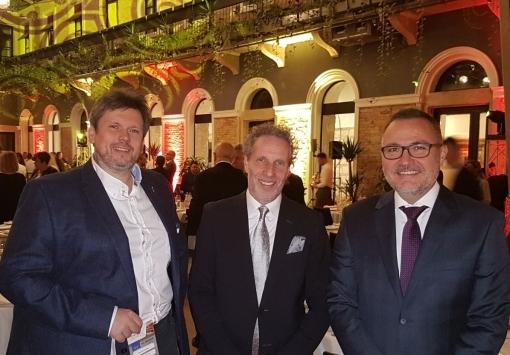 Csaba Baldauf, neuer Vizevorsitzender des Ungarischen Hotelverbandes