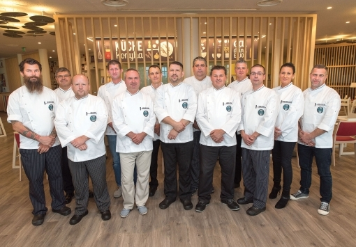 13 chefs, 13 tables, 13 October