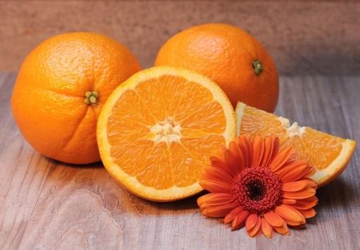 DEZEMBER - Angebot des Monats: Orange