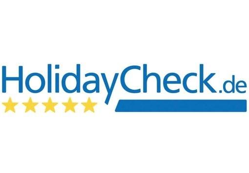 Erneut eine Auszeichnung von HolidayCheck.com