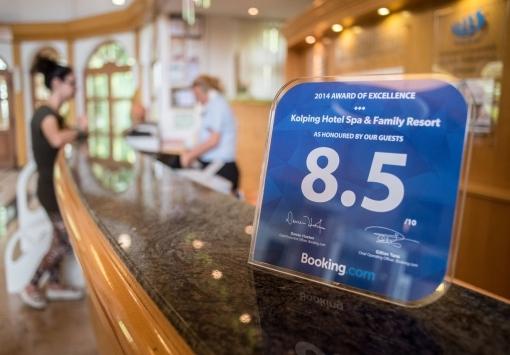 Booking.com Exzellent – echte Bewertungen von echten Gästen!