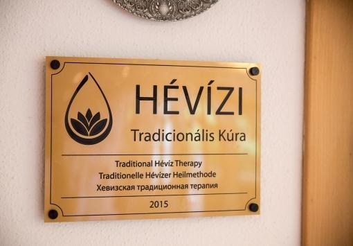 Hévíz traditional thermal has become a brand!