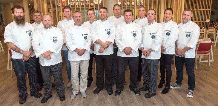 13 Chefs, 13 Tische, 13. Oktober