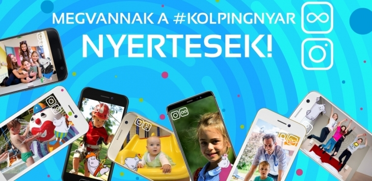 Megvannak a #kolpingnyar Instagram játék nyertesei