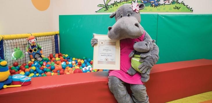 Baby-friendly - It's certified!
