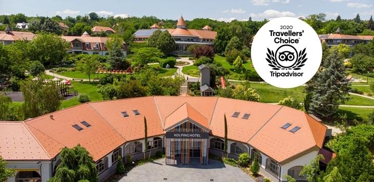 A Kolping Hotel ismét a világ legjobbjai között