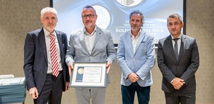 """Kolping Hotel – erneut """"Familienfreundliches Hotel des Jahres""""!"""
