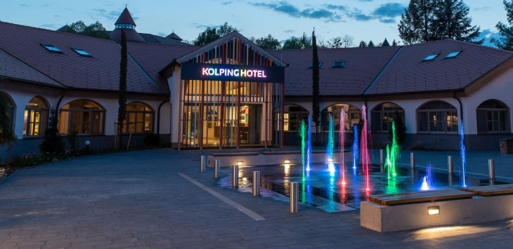 We deserve it! Hotel Kolping was awarded with Superior qualification