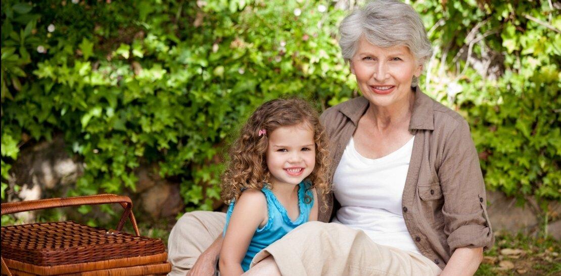 Free stay for grandma or grandpa!