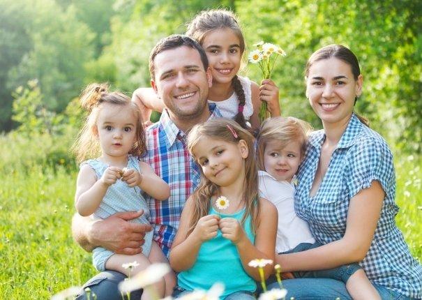 Großfamilienrabatt