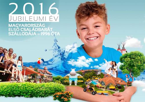 Kolping Hotel - Jubileumi újság 2016