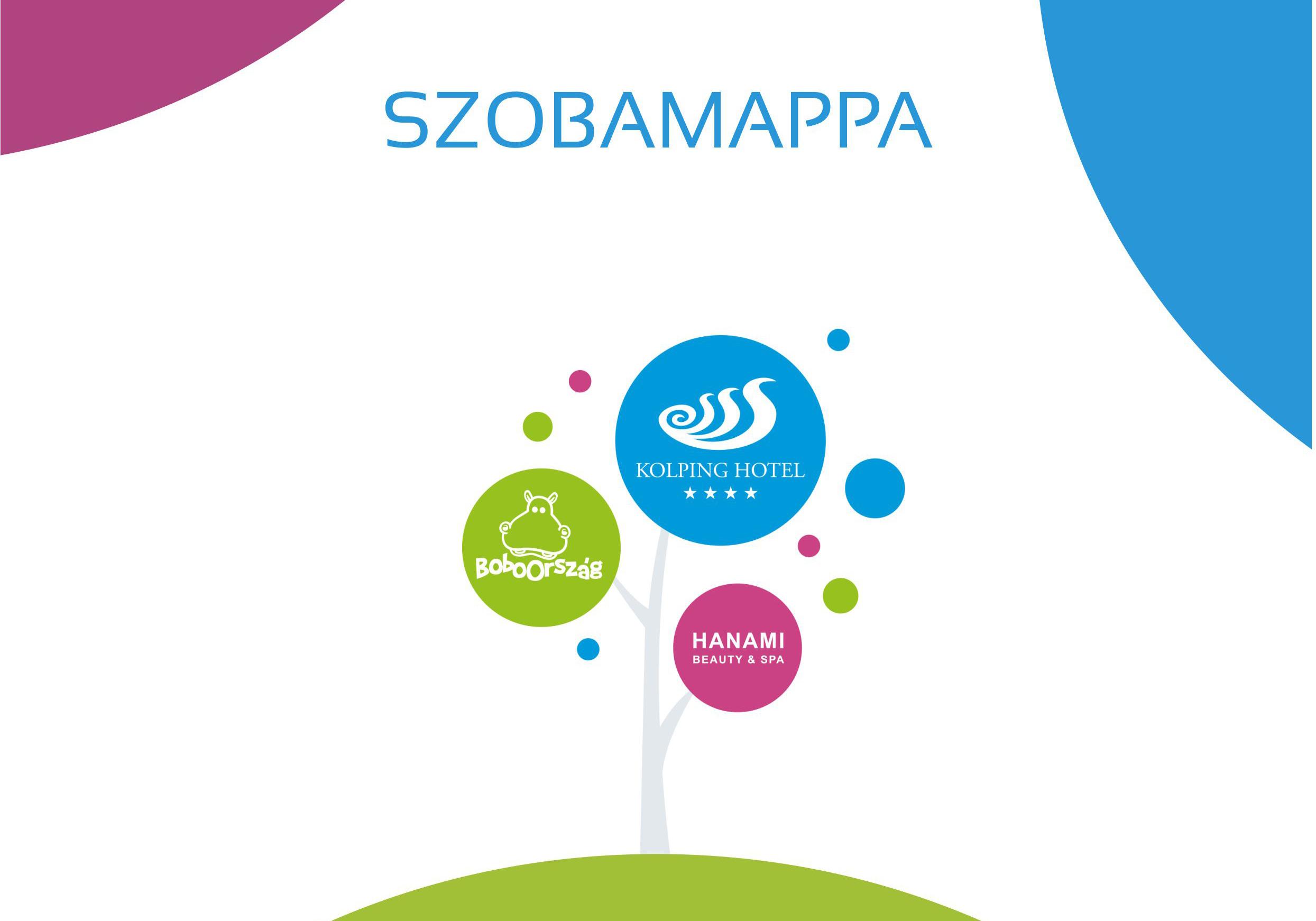 Kolping Hotel - Szobamappa
