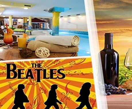 MAGYARORSZÁG ŐSSZEL IS VÁR - Wellness, bor, Beatles