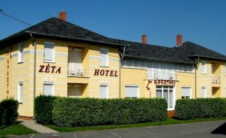 Zéta Hotel és Étterem