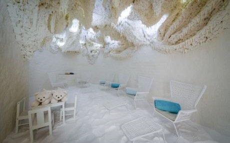 Salt cave - Liget Wellness and Conference Hotel**** Szarvas