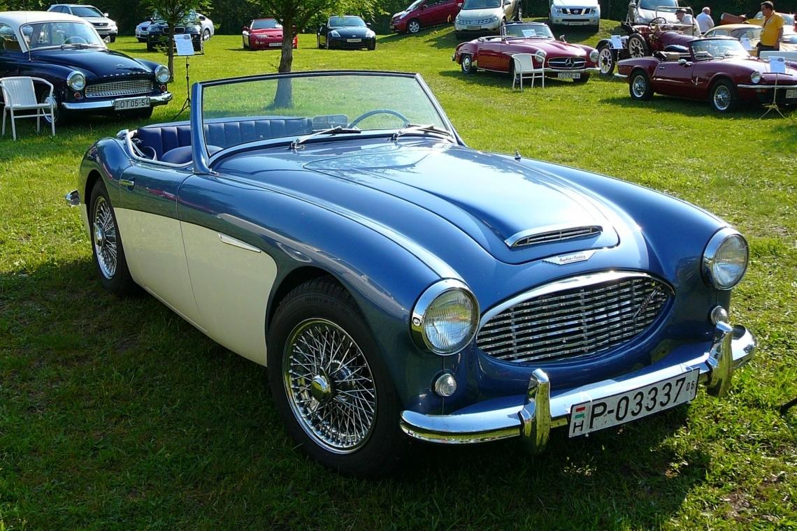 2007 - II. Lotus Retro