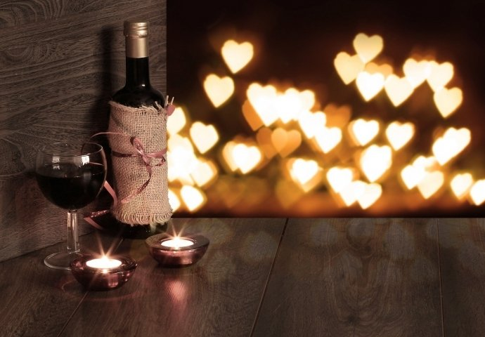 Romantisches Wochenende mit Geschenk