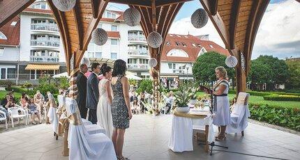 MenDan Esküvő egy négycsillagos wellness szállodában