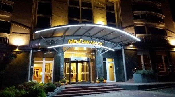 A legszebb élményem a MenDan Hotelben