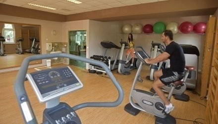 Technogym fitness in MenDan