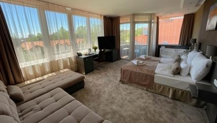 Ráadás kényelem – új szobákkal bővült a MenDan
