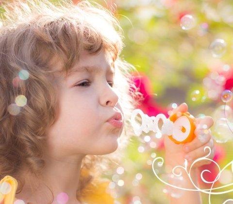 Wellnessgeschichte zum Kindertag