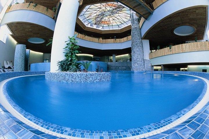 Sauna- und Sportprogramme in MenDan Hotel