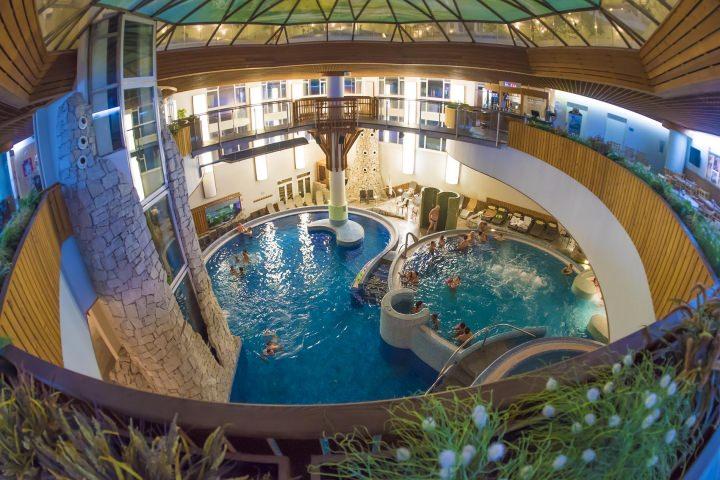 Sauna- und Sportprogramme in MenDan Aqualand