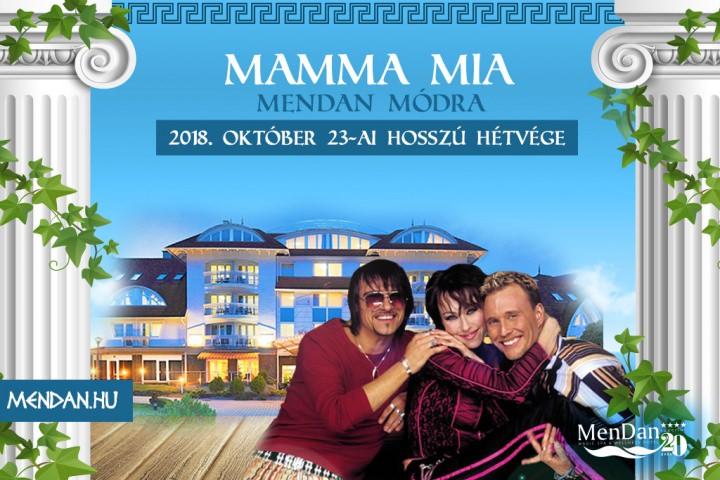 Club 54 & Mamma Mia - 2018. október 21.