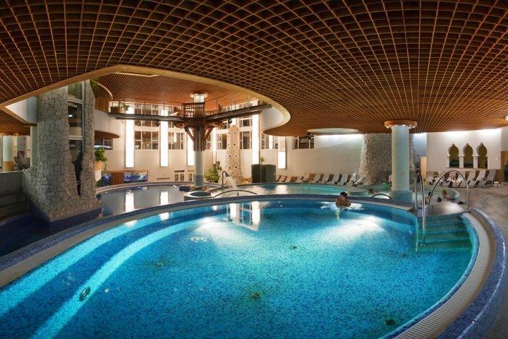 Sauna-und Sportprogramme in MenDan Wasserwelt
