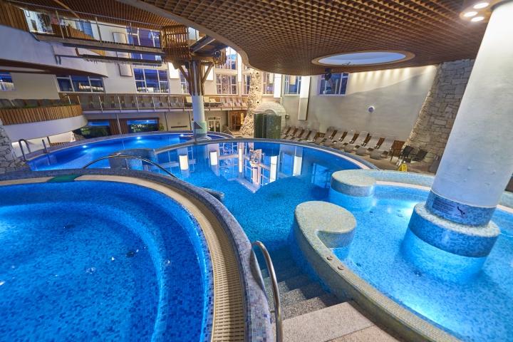 Sauna- und Sportprogramme in dem MenDan Hotel